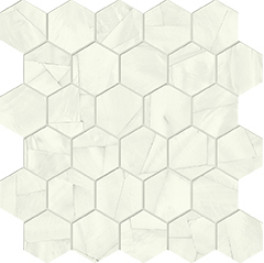 deco alabastro hexagon